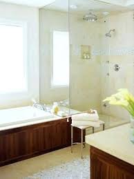 small bathroom with bath and shower small bathroom solution glass enclosed shower separate shower and tub