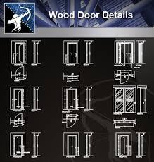 door details main gate cad details