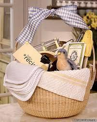baby food gift basket martha stewart gerber baskets