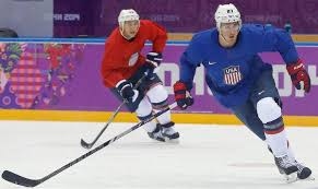 Hockey Score Sheet New Olympic Hockey Is The Same Except For This And That The New York