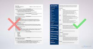 Modern Professional Resume New Contemporary Resume Idealstalist