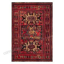 safavieh vintage hamadan collection vth213a antiqued red and multi runner 2 2 x