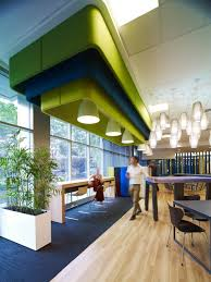 Microsoft offices design Architecture Microsoft Sydney The Chromologist Of The Most Colourful Offices From Around The World The Chromologist