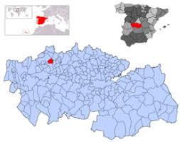 Resultado de imagen de Hinojosa de San Vicente mapa