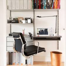 office desk shelves. a beautifully compact combination of drawers open shelves and deck in one system office desk