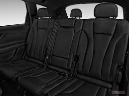 2017 audi q7 rear seat
