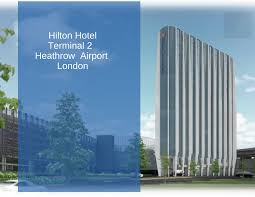 hilton garden inn heathrow terminal 2 london
