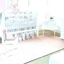 pink rug nursery rugs for girl room baby area nz