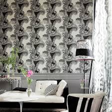 Designers Guild Darly Designers Guild Wallpapers Euderlin Graphite P526 02