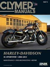 sportster repair manual 2004 2013 harley davidson sportster xl 883 1200 clymer repair manual fits more