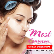 make you look older most mon makeup errors