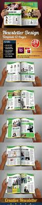 Corporate Newsletter | Newsletter Templates, Template And Print ...