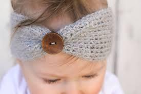 Free Crochet Headband Pattern Baby Adult Sizes