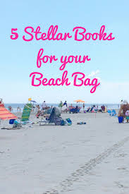 5 stellar books for your beach bag
