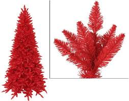 Red Artificial Christmas Tree Storage Bag Amazoncouk Kitchen Red Artificial Christmas Trees
