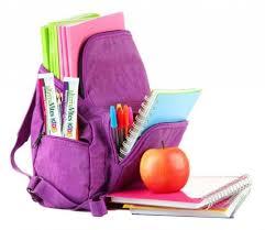 Контрольная работа all about school класс Выберите предлог on in