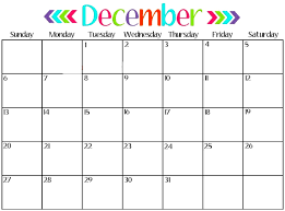 December Calendar Excel December 2018 Calendar Excel Notes Free Printable Calendar Templates