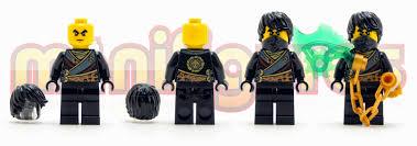 Oz Brick Nation: LEGO Ninjago: Cole - Rebooted Minifigure Review.