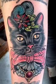 Stylish Cat Tattoo Design Tattoos Book 65000 Tattoos Designs