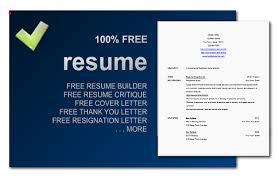 Resume Builder Free Online Printable Free Printable Resume Builder Www Freewareupdater Com