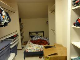 from closet to kids bedroom