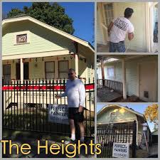 providing service in the houston tx community a recent exterior painting