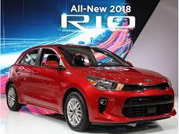 kia rio 2018 mexico. simple kia kia motors at new york auto show inside kia rio 2018 mexico
