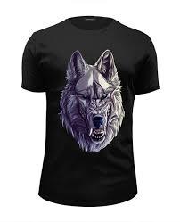 <b>Футболка</b> Wearcraft Premium Slim Fit <b>werewolf</b> #67835 от cesare ...