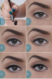 tutorial that inspires you how to do a natural eye makeup make your eyes pop with light