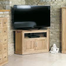 image baumhaus mobel. Baumhaus Mobel Solid Oak Corner TV Cabinet COR09C Image U