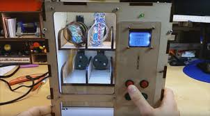 Diy Mini Vending Machine Magnificent Venduino DIY Vending Machine ArduinoMonday Adafruit Industries