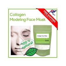 natural alginate modeling face mask l off mask diy