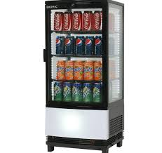 counter top drink display fridge ct0080g4bc
