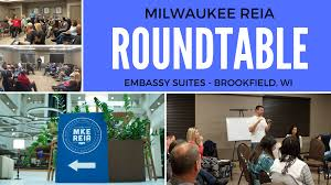 an interactive meeting format the milwaukee reia roundtable is a chance for you to partite in the development of the meeting itself
