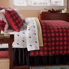 full size of set moose madras bedding deer baby black plaid boy pink delectable girl crib