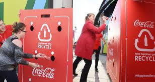 Coca Cola Interactive Vending Machine Awesome CocaCola European Partners News CocaCola Enterprises Brings