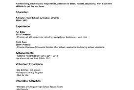 Resume Inspiring My First Resume Builder My First Resume Builder