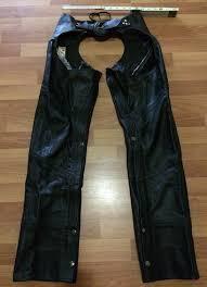 espinoza women s leather chaps
