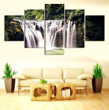 spectacular framed home decor canvas print mountain waterfall canvas print home decor wall art poster large framed wall art australia large framed country  on home decor wall art au with spectacular framed home decor canvas print mountain waterfall canvas