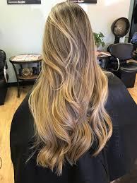 Summer Hair For Brunettes Sandy Neutral