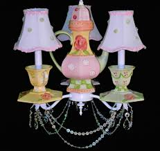 teapot chandelier tea cups and saucers chandelier shabby cottage cool ideas