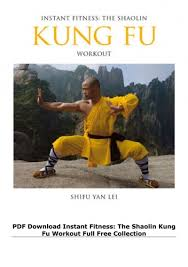 the shaolin kung fu workout full free