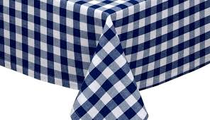 red check tablecloth plastic red gingham plastic tablecloth round