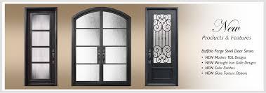 glass craft door ideas