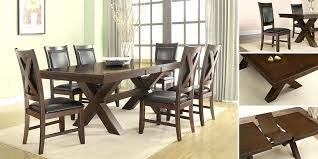 teak outdoor dining table costco awesome sets intended for furniture set decorations 1
