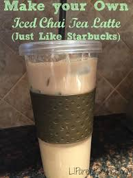 i love a starbucks iced chai tea latte but my budget doesn t feel the same here s how to replicate the drink perfectly no one will know it came from