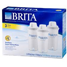 brita water filter. Amazon.com: Brita Water Filter Pitcher Replacement Filters, 3 Count, (Pack Of 2): Kitchen \u0026 Dining E