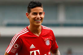James Rodriguez is looking forward to playing for Niko Kovac - Bavarian  Football Works