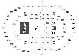 North Charleston Coliseum Seating Chart Chris Stapleton Tickets Northcharlestonboxoffice Org