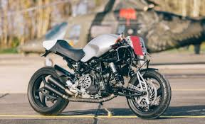 ducati monster s2r custom by bernard